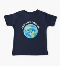 Every Day is Earth Day Baby Tee