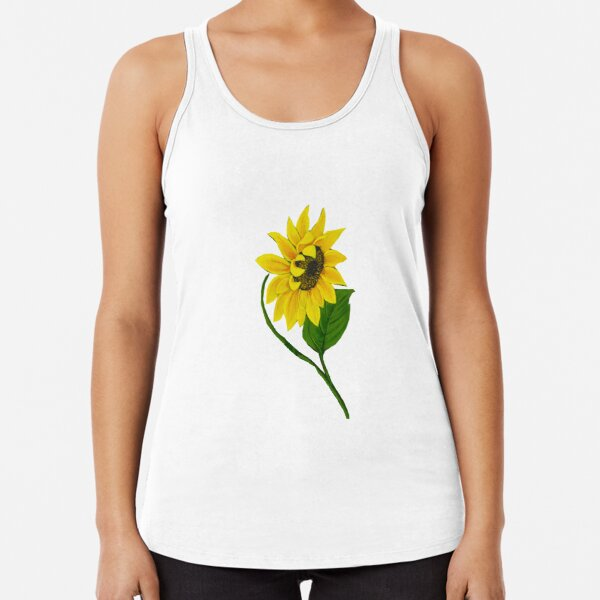 Gracefull Racerback Tank Top