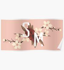 SM japan flower Poster