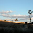 Daybreak, Southern New South Wales, Australia. by kaysharp