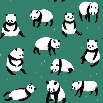 Panda Pattern  by SophieCorrigan