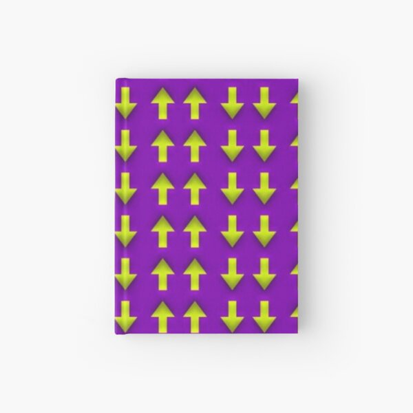 Moving illusion, Op art, optical art, visual art, optical illusions, abstract, pattern, design, tracery, weave, drawing, wonderful, remarkable, extraordinary Hardcover Journal