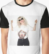 Hayley Williams wearing a Hayley Williams Shirt Graphic T-Shirt