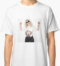 Hayley Williams wearing a Hayley Williams Shirt Classic T-Shirt