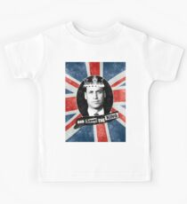 God Save The King - Prince William Kids Tee