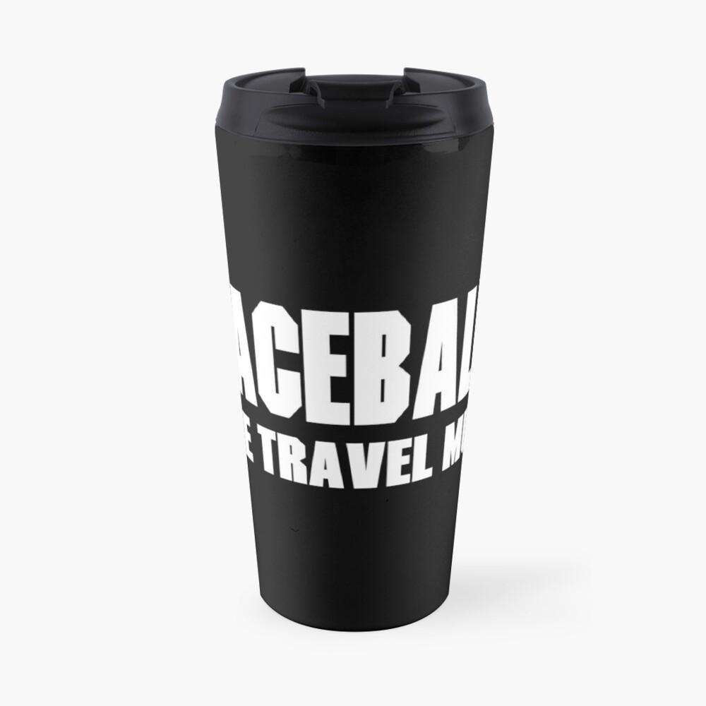 Spaceballs Branded Items Travel Mug