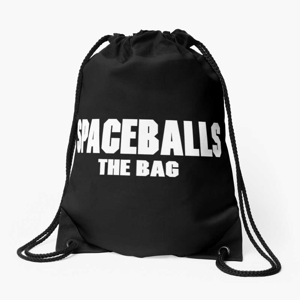 Spaceballs Branded Items Drawstring Bag
