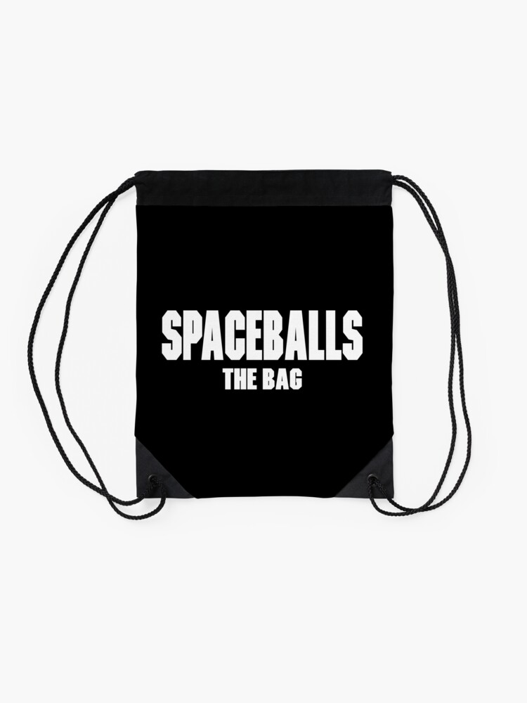 Alternate view of Spaceballs Branded Items Drawstring Bag