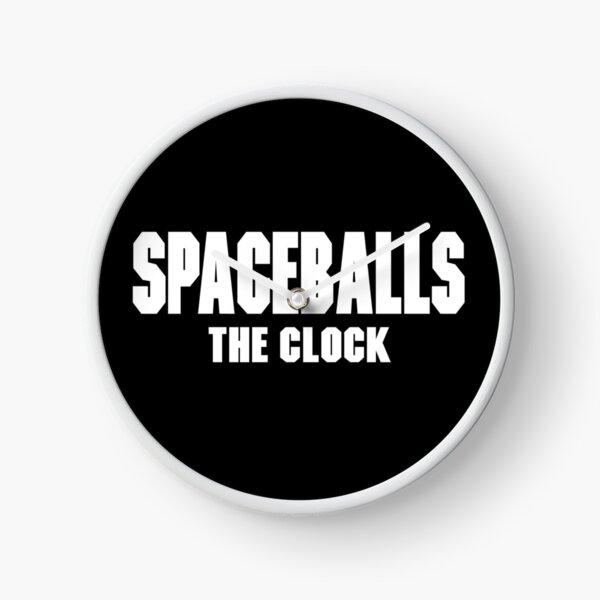 Spaceballs Branded Items Clock