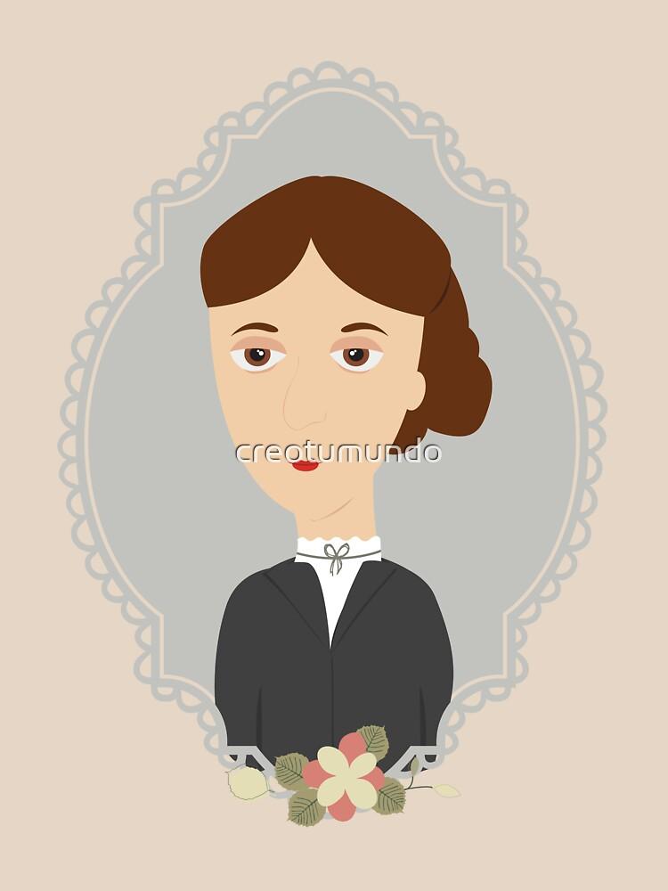Virginia Woolf de creotumundo