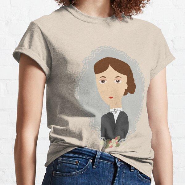Virginia Woolf Camiseta clásica