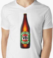 VB Beer Men's V-Neck T-Shirt