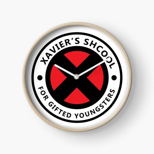 Xavier's School Clock