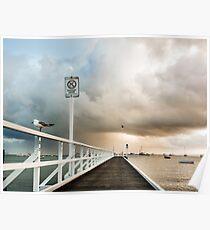 Camerons Bight - Sorrento/Blairgowrie, Mornington Peninsula Poster