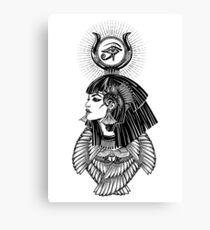 God Horus Canvas Print