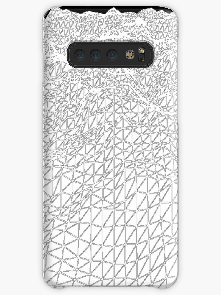 'Terrain Generation with Perlin Noise in Processing by Daniel Shiffman'  Case/Skin for Samsung Galaxy by Rupert Russell