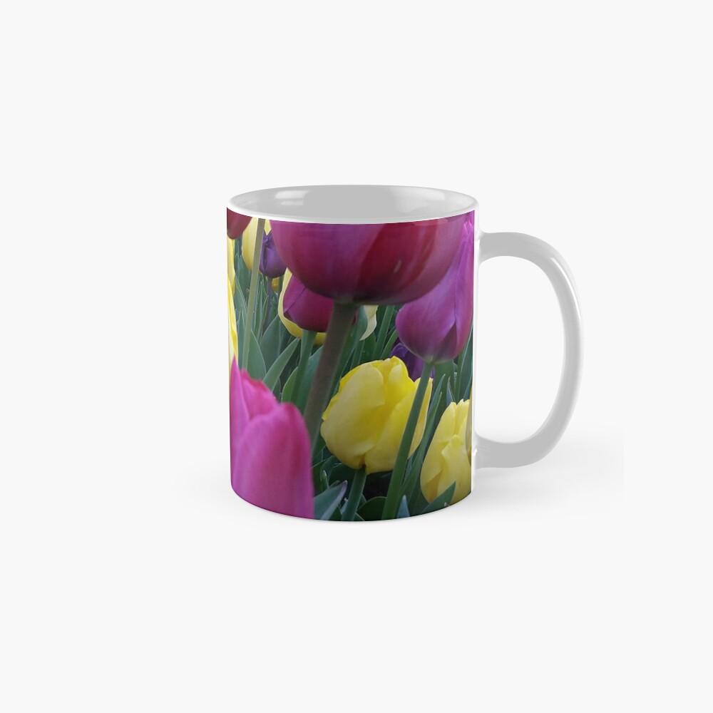 Through The Tulips Mug