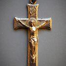 Crucifix by morningdance