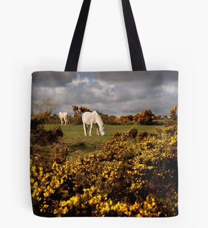 Springtime on Bodmin Moor Tote Bag
