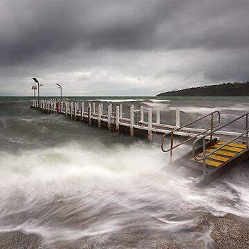 Safety Beach Jetty by PixelMuser