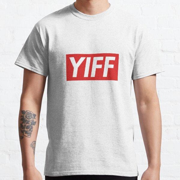 Yiff Supreme T-shirt classique