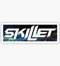 Skillet Sticker