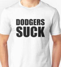 San Francisco Giants - DODGERS SUCK T-Shirt