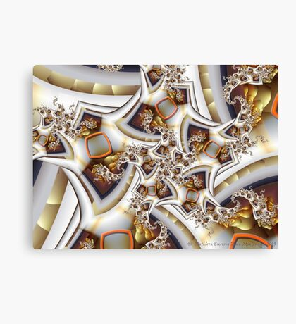 Dying Winter Canvas Print