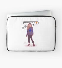 There is something in me - Miriam 1 Laptop Sleeve