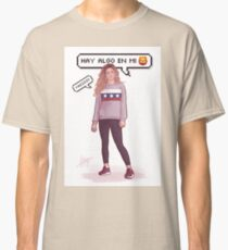 There's Something In Me - Miriam 2 Classic T-Shirt