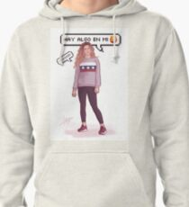 There's Something In Me - Miriam 2 Pullover Hoodie