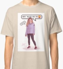 There's Something In Me - Miriam 3 Classic T-Shirt