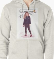 There's Something In Me - Miriam 4 Zipped Hoodie