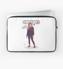 There's Something In Me - Miriam 4 Laptop Sleeve