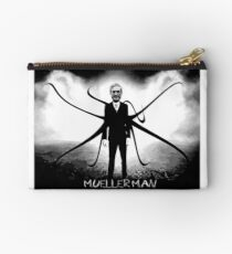 The creature that the Trump inner circle fears the most!!!!! Special Counsel Robert Mueller Studio Pouch