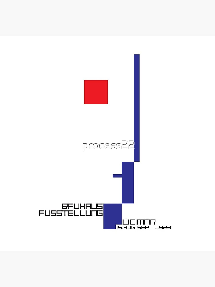 Bauhaus#4 by process22