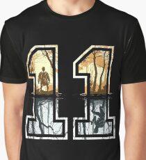 Stranger Things Inspired - Eleven Graphic T-Shirt
