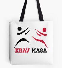 Krav Maga Tote Bag