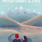 Mountain Love by brabikate
