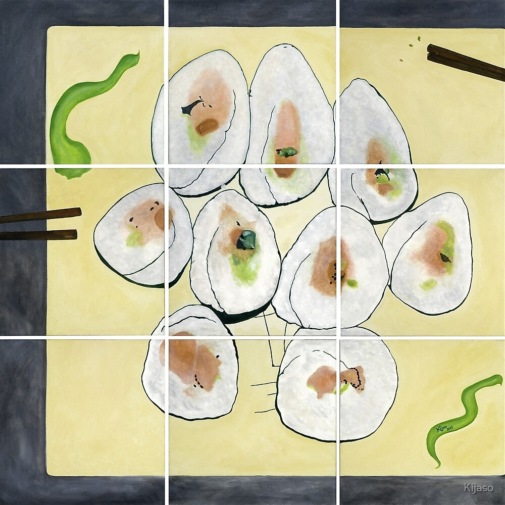 Sushi by Kijaso