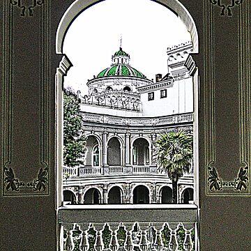Centro Cultural Metropolitano, Quito Ecuador by alabca