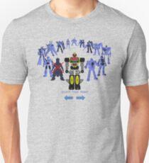 'Please accept a giant robot as your reward' Unisex T-Shirt