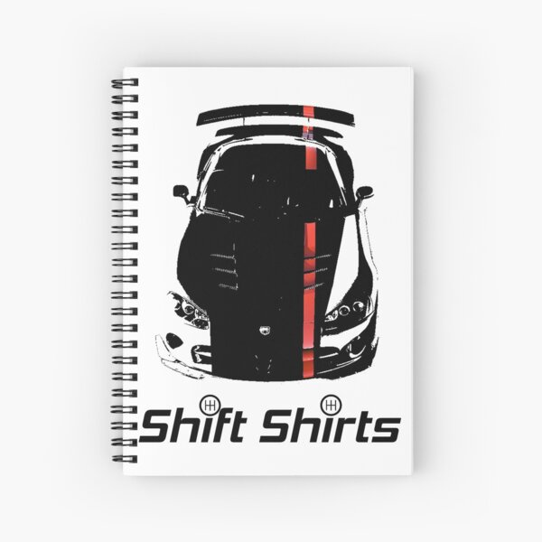 Shift Shirts Phase ZB - Viper ACR Inspired  Spiral Notebook