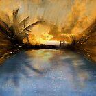 Dan n Mon sunset by Soualigua