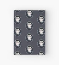 Moriarty Hardcover Journal