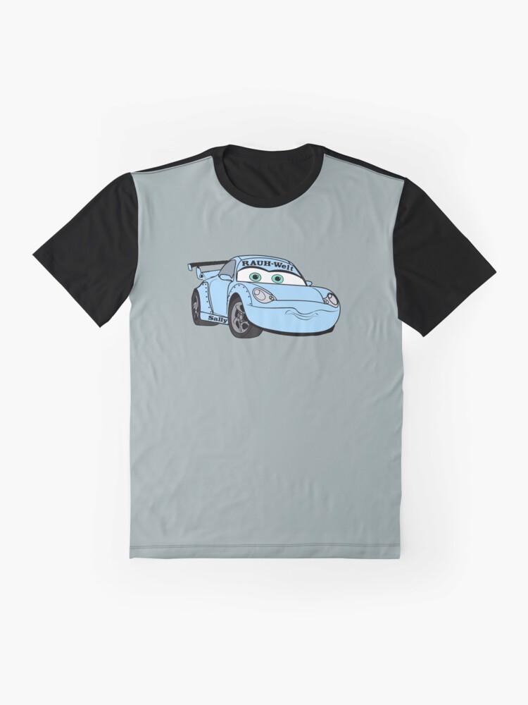 Alternate view of Shift Shirts RWB Sally Graphic T-Shirt