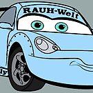Shift Shirts RWB Sally by ShiftShirts