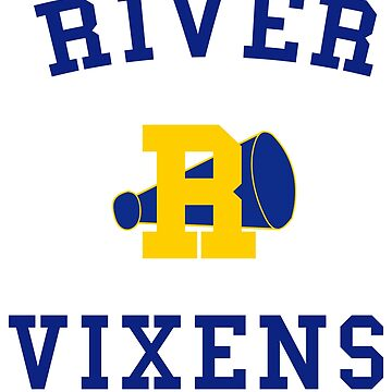 Riverdale Vixens - Riverdale High School by ezzitheexplorer