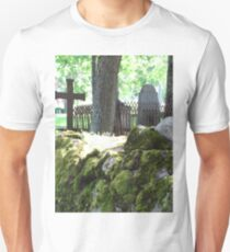 Cross Composition for Robin T-Shirt