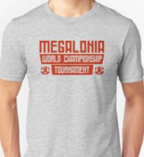 Megalonia world championship tournament - Megalo Box Unisex T-Shirt
